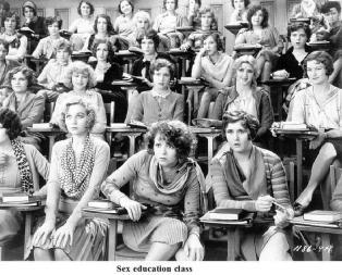 SexEducationClass