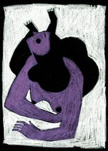 Negrescolor. Mujer